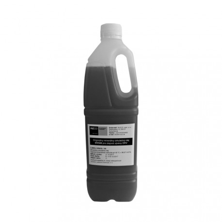 Minerální olej OV530 pro lamelové olejové vývěvy ORV 1L