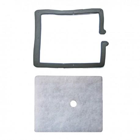 Vzduchový filtr (L) s těsněním
