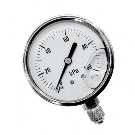 Tlakoměry (manometry) na tlak plněné glycerínem